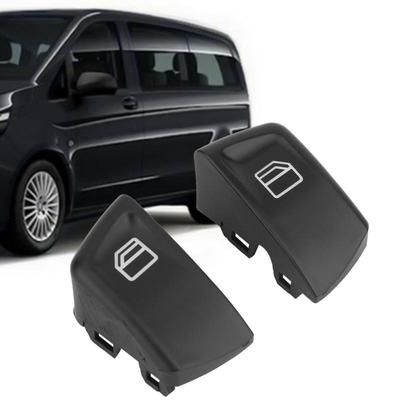 2x Window Control Power Switch Push Button Cover For Mercedes Vito Sprinter