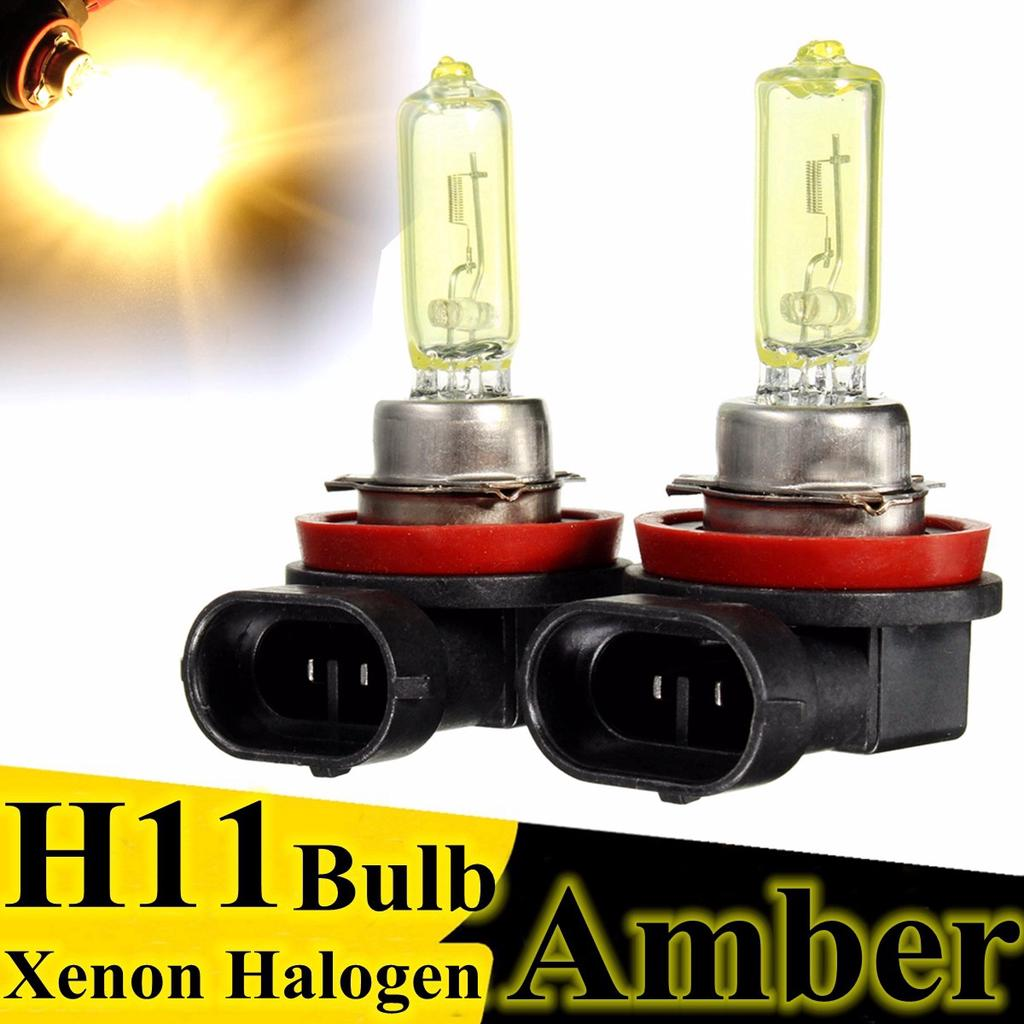 Dodge Avenger HB3 100w Clear Xenon HID High Main Beam Headlight Bulbs Pair