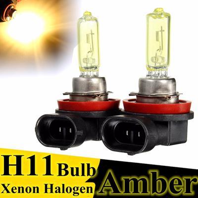 Mazda 3 BK H7 501 100w Super White Xenon HID Low//Side Headlight Bulbs Set