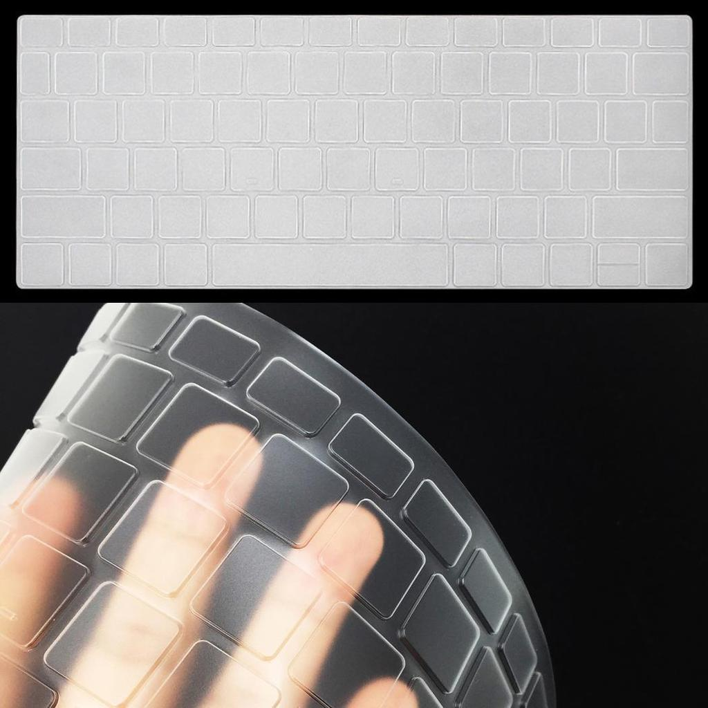 Ultra Thin Keyboard Skin Cover Protector for Huawei Matebook X Pro-Clear