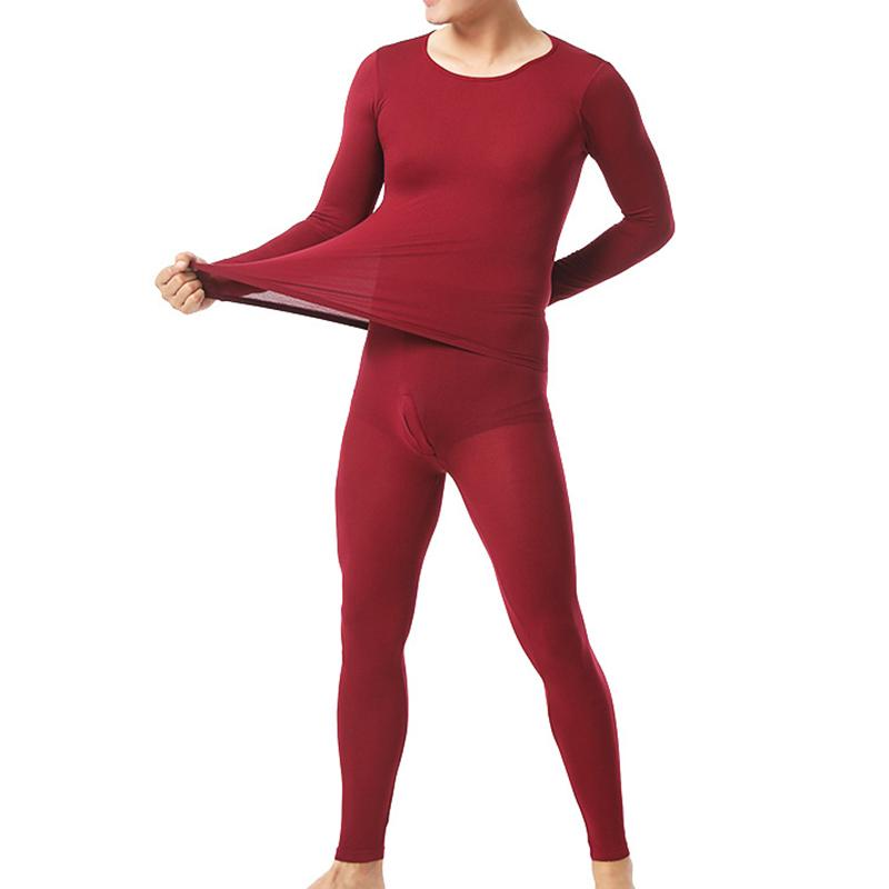 Thermal Underwear for Men Sets Tights Winter Long Compression Underwear US STOCK