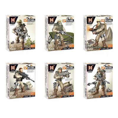 """Set of 2 1:6 Scale Solider Top Hat for 12/"""" CY CG Girls Solider Clothes"""