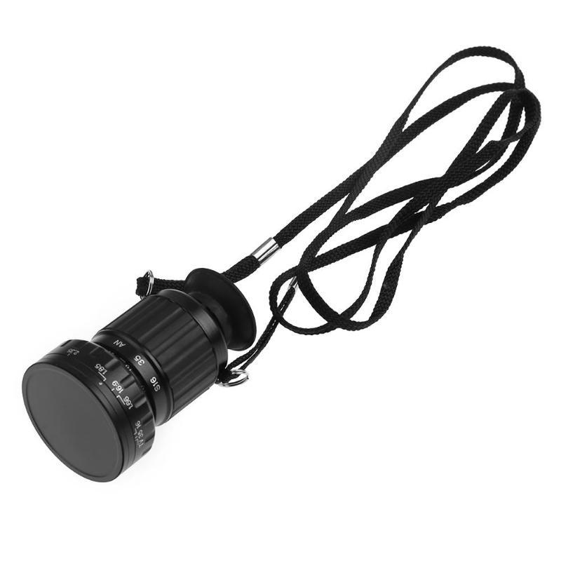 Visor Óptico HD 37mm Profesional directores escenas de Fotografía Kit de visor