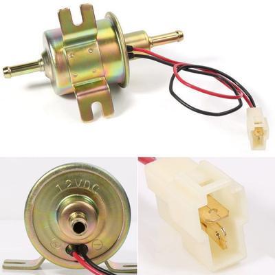 Fuel Primer Bulb Hand Pump Diesel Petrol Gas Priming Non Return Tool For Car YU