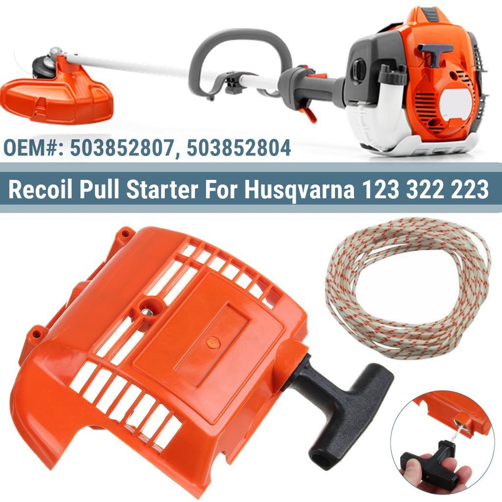 Husqvarna Loop Handle 537076801 123 223 322 323 325 326 327 LX CX RX SX Trimmers