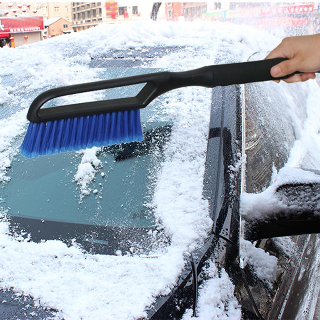 Winter Car Ice Scraper Car Window Removal Clean Tool Multi-function Ice Shovel