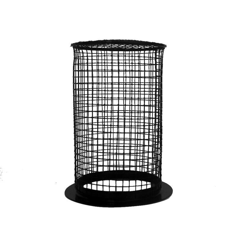 Reptile Heater Guard Anti Scald, Wire Mesh Lamp Shade
