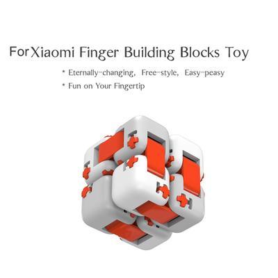 Xiaomi Mitu Portable DIY Building Blocks Finger Bricks Spinner Builder