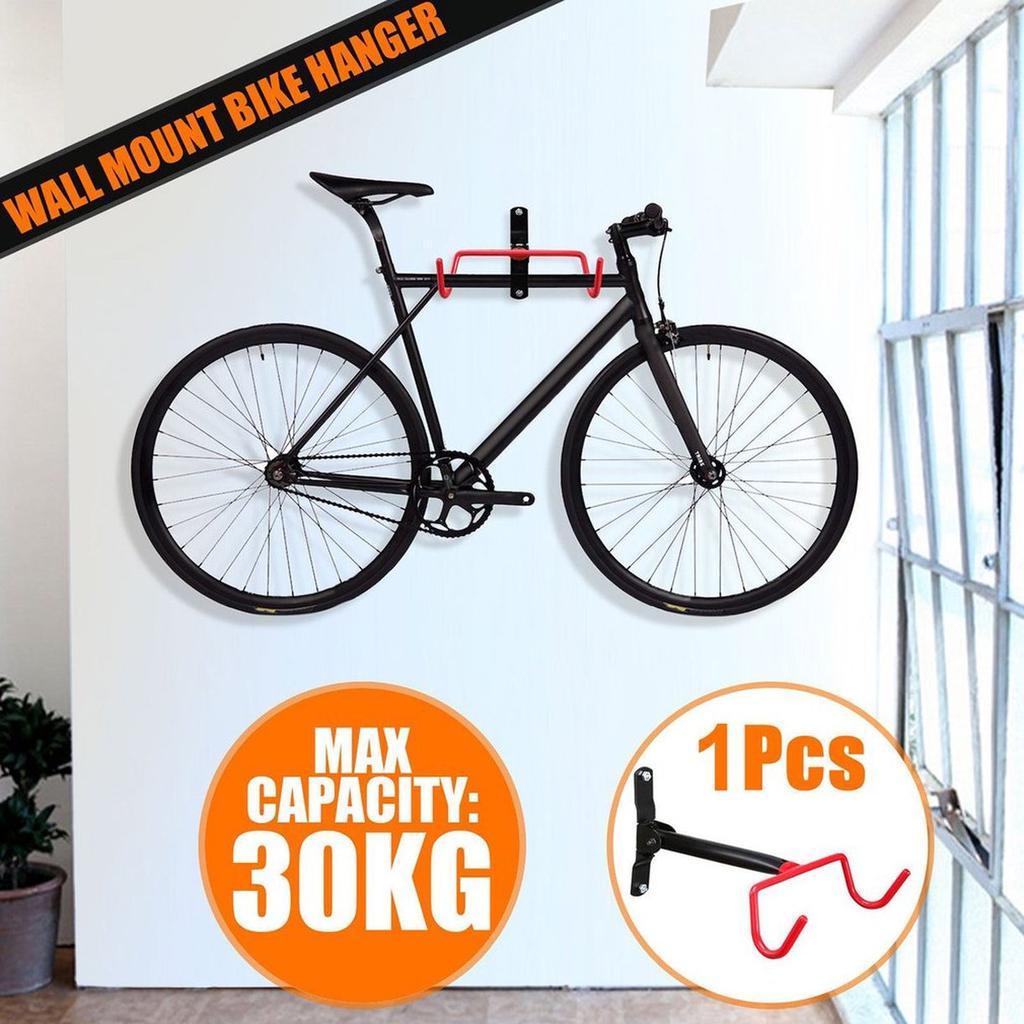6Pcs Bicycle Cycling Bike Garage Wall Mount Storage Hook Hanger Stand Bracket