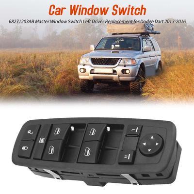 Ventana de energía eléctrica principal control Interruptor 22 Pin LHD Para Honda Jazz 2009-2012