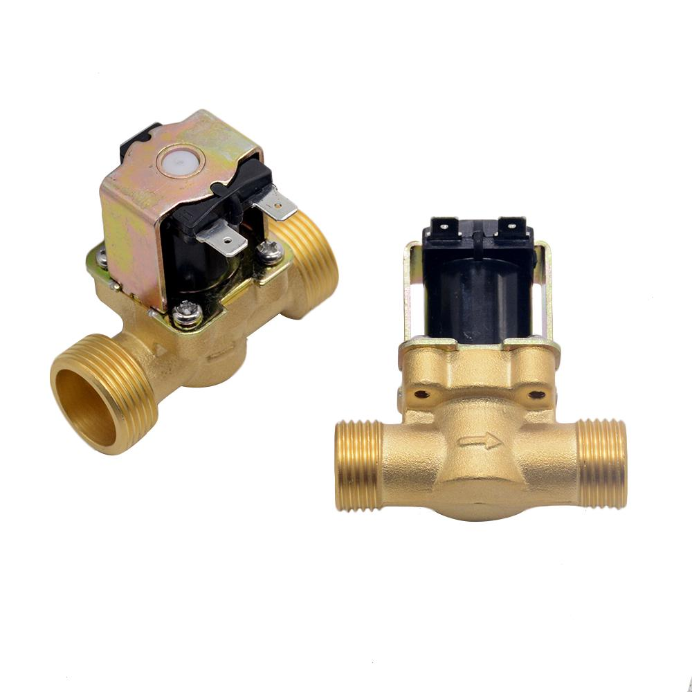Motorized Valve 1-1//4Electric Ball Valve AC 220V Precision Structure for Solar Water Heaters for Air Conditioning Systems