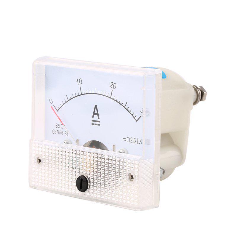 Sonline 85C1 Analog Current Panel Meter DC 30A AMP Amperemeter