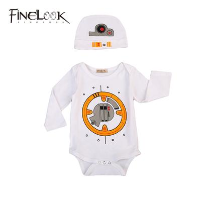 Newborn Cute Fashion Best Gift Clothes Jumpsuit Baby Back with Wings Long  Sleeve Bandage Romper. Buy · -31% a6ca9100a