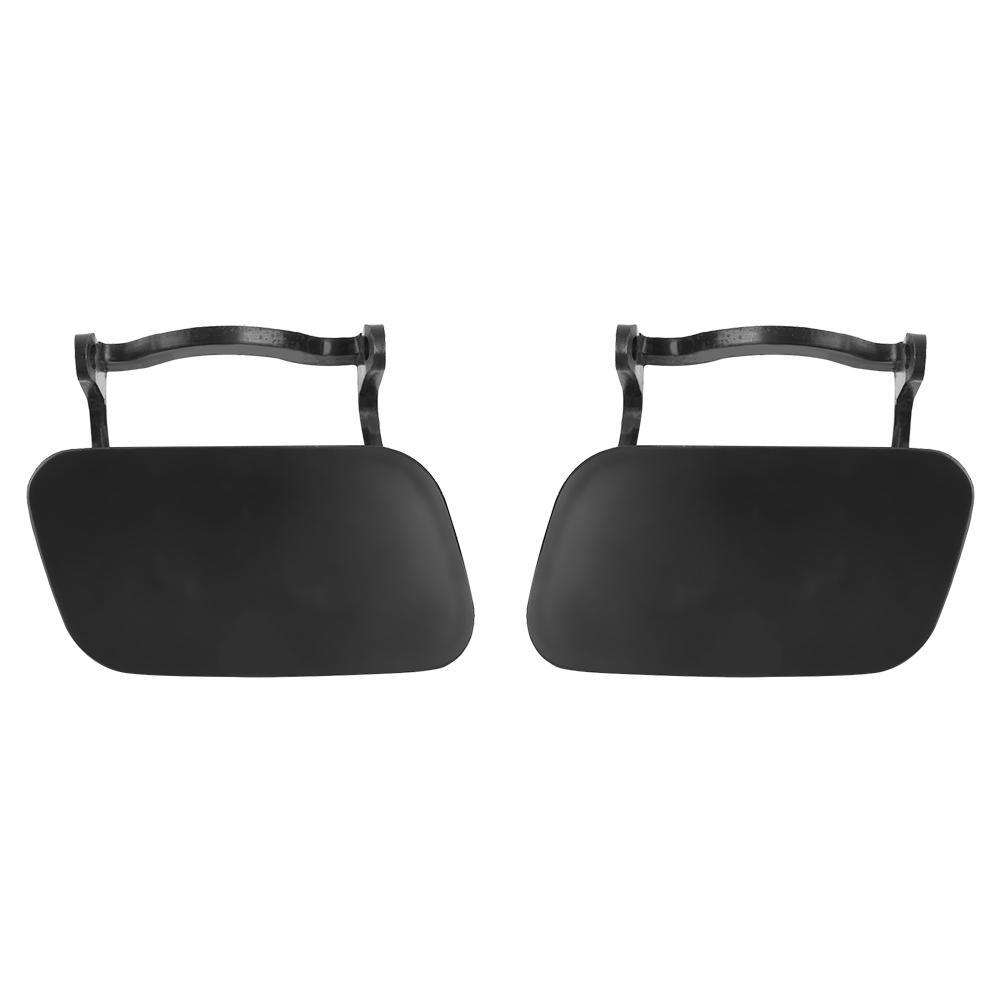 1PCS Right Front Bumper Headlight Washer Cap Cover Jet For Audi A4 B8 2008
