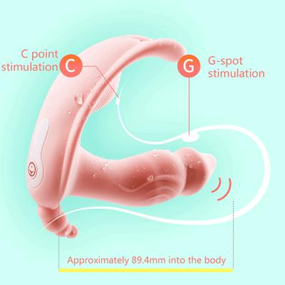 Fernbedienung Dildo Vibratoren für Frauen, Klitoris