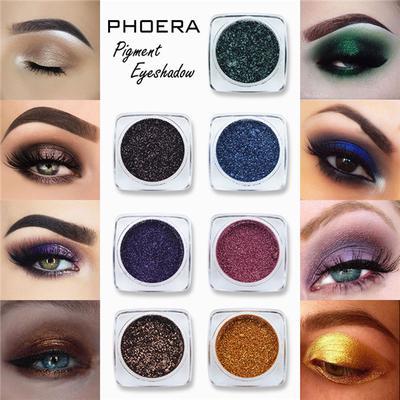 Beauty Essentials 1set 12 Color Diamond Glitter Eyeshadow Palette Gold Shine Eyeshadow Glitter Shiny Eyeshadow Blue Eye Shadows Cosmetics Tool Eye Shadow