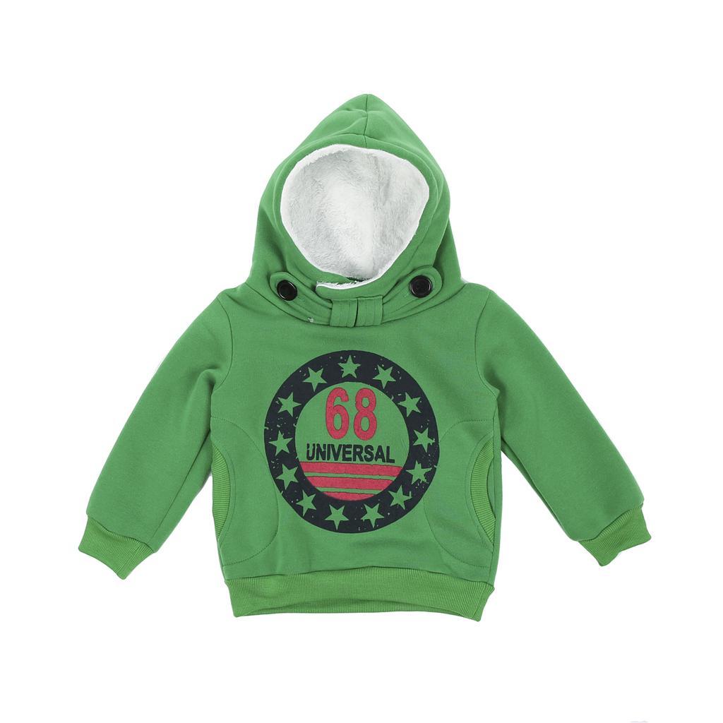 73834813593 Copil băieţi fete hanorac cu glugă Hoodies haina topuri pulover ...