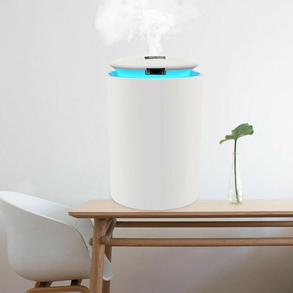 UK 300ML Durable Air Diffuser Humidifier Home Office Relaxing Difuser Gifts