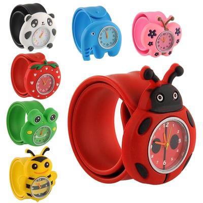 Baby Watch 3D Cartoon Kids Wrist Watches Children Watch Clock Quartz Watches for Girls Boys Gifts Kids Watches
