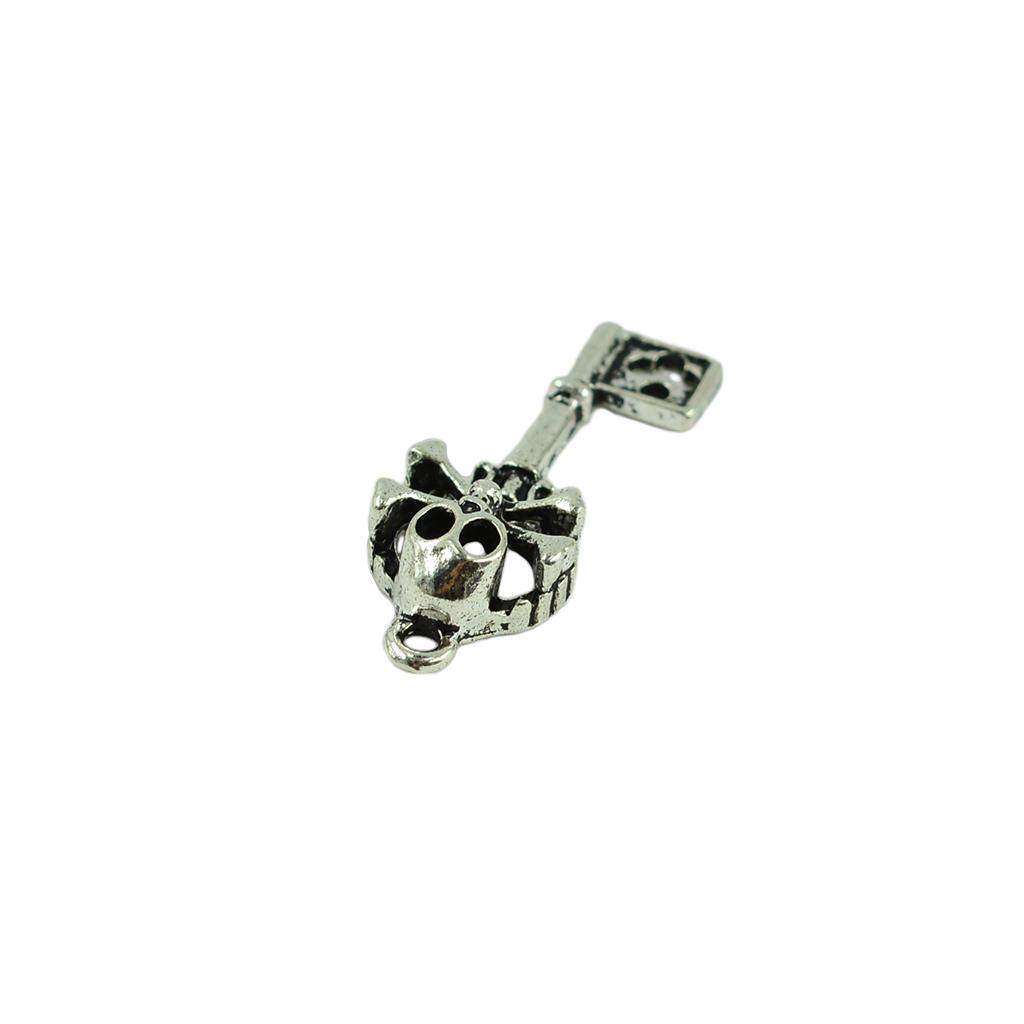ARROW charm//pendentif Tibétain Argent Antique 30 mm 12 Charms Accessoire Bijoux
