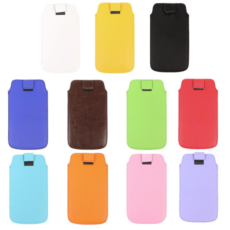 3c99ea8558 Pone Case Pocket Rope Holster Pull Tab Sleeve Pouch Case Cover 5 ...