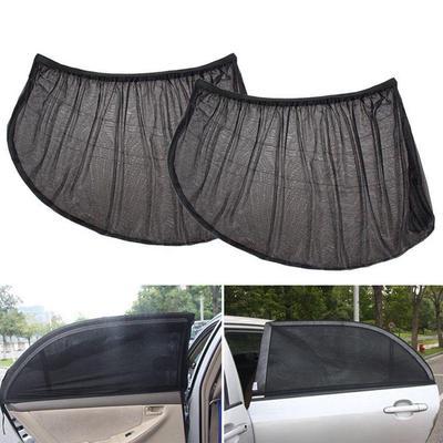Auto Car Sun Shade Cover Cortina Artoon Proof Side Window Sunshade Cover