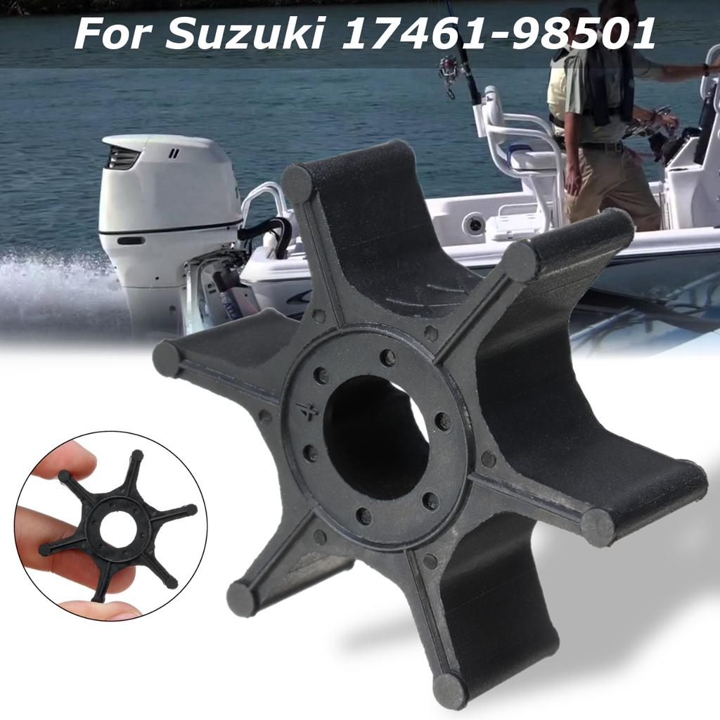 Water pump impeller for 2HP 3.5HP Two-Stroke Outboard Motor HANGKAI Boat Engine
