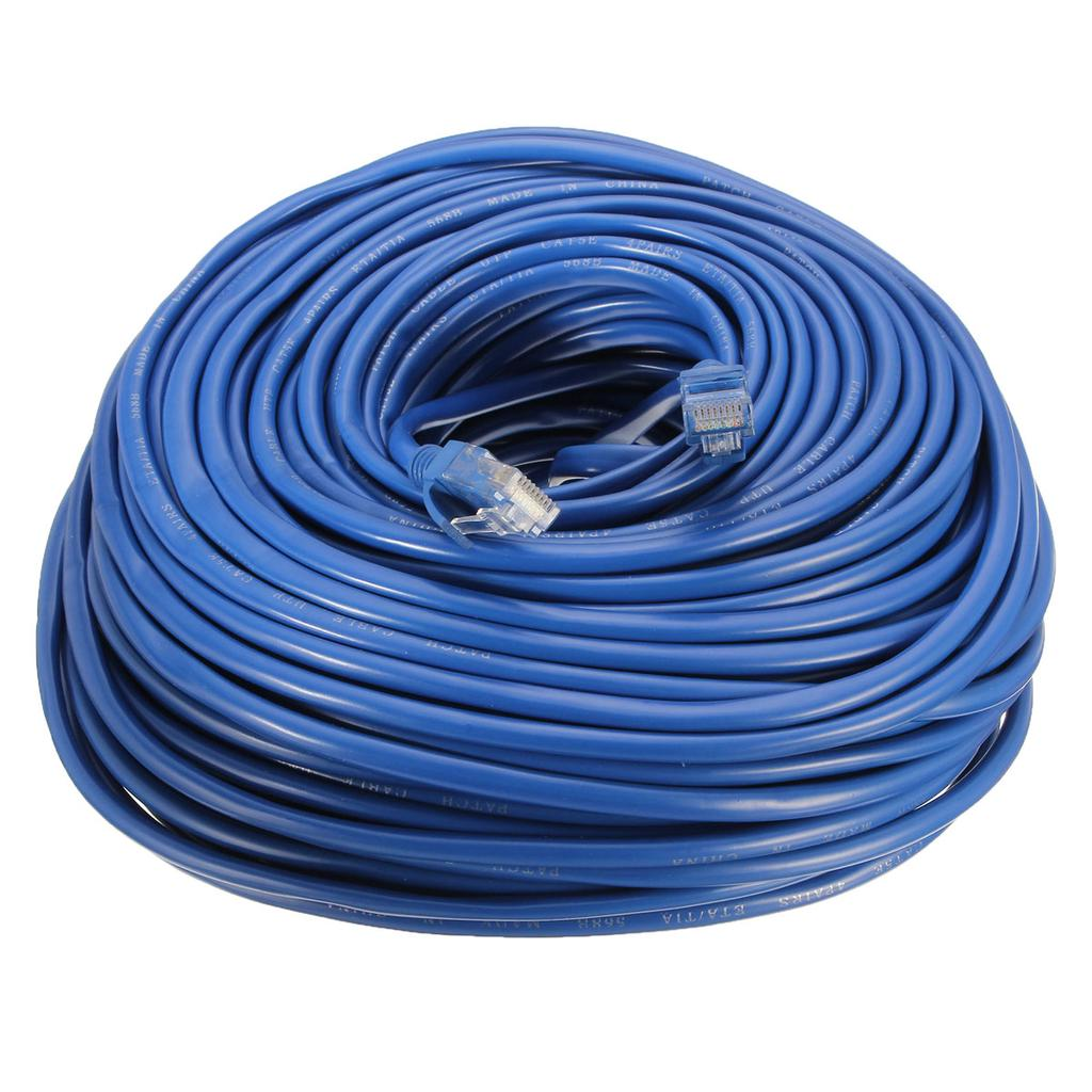 Connectors CAT7 Ethernet Cable 1M//1.8M//3M//5M//10M 10Gbps Modem RJ45 Flat Network LAN Cable Patch Braided Cord for PC Router Laptop Cable Cable Length: 3m