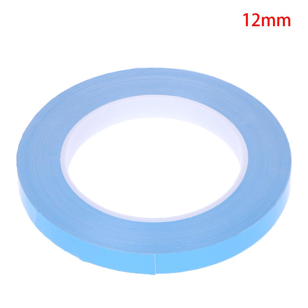Cooling Tape Strong Adhesive Conductive Thermal Tape Double Sided 20mm