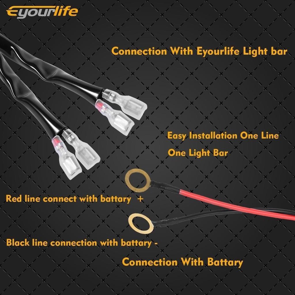 Professional Wiring Harness Loom geschäftlich LED Lichtleiste ...