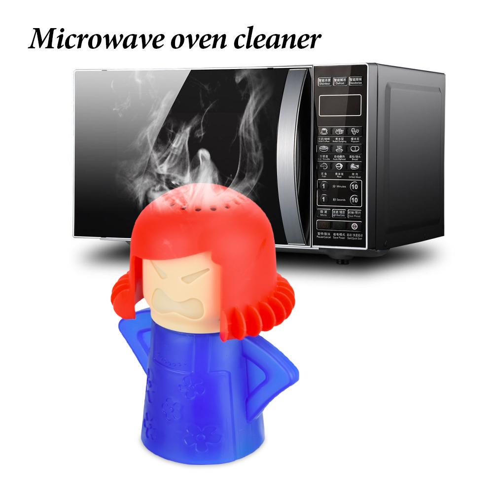 1pcs Funny Microwave Oven Steam