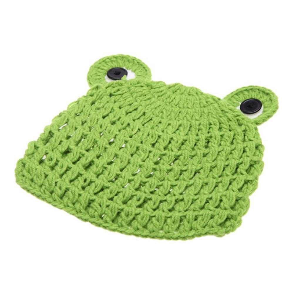 Baby Kleinkind Frosch Froglet Soft häkeln stricken Kostüm Hut ...