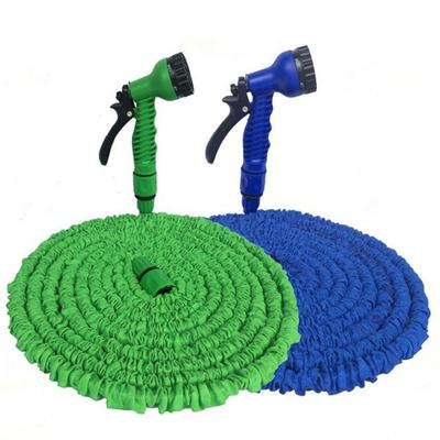 25FT-100FT Garden Hose Expandable Magic Flexible Water Hose EU Hose Plastic Hoses Pipe With Spray