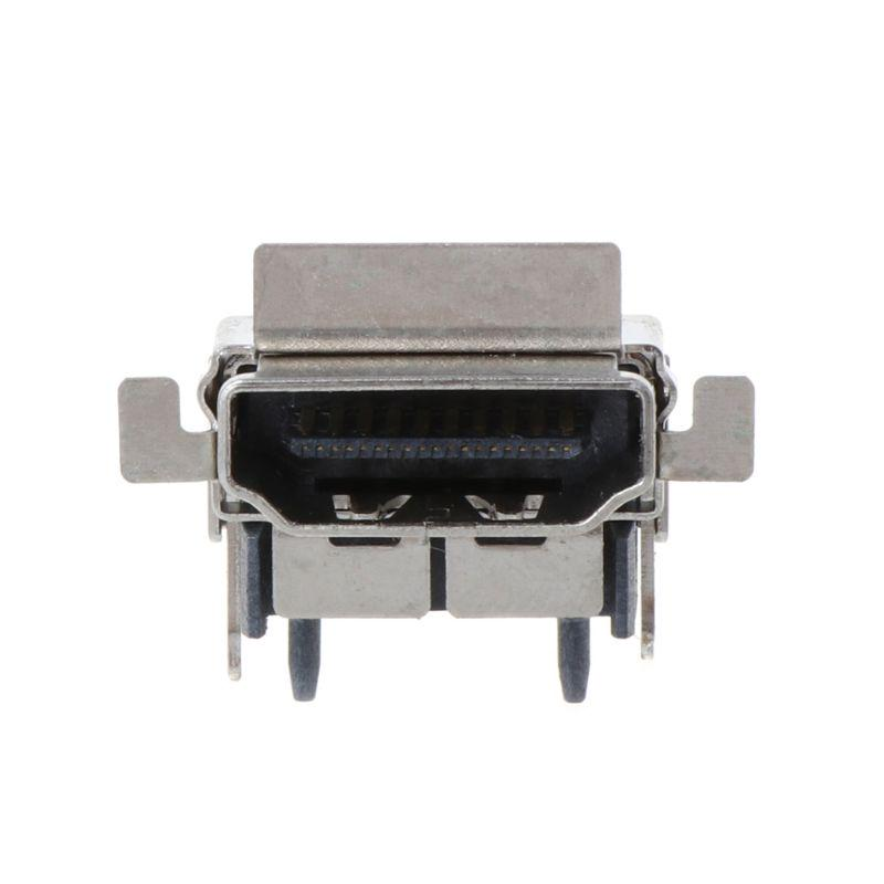 1080P HDMI Socket Port v2.1 Replacement Part for Microsoft Xbox One X Console Motherboard