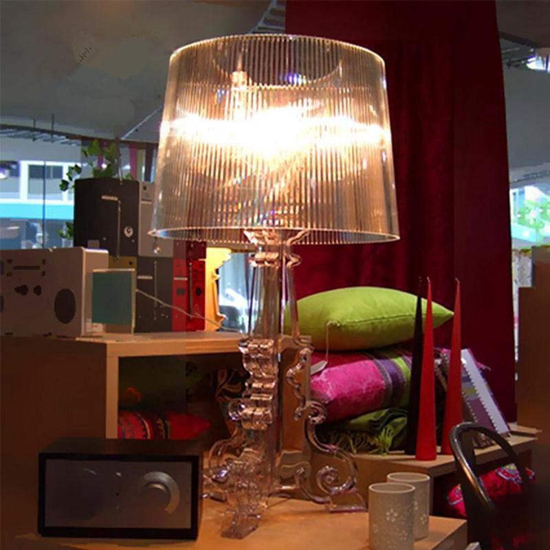 Charming EU Led Lampen Für Wohnzimmer Schlafzimmer Kronleuchter Moderne Phantom  Acryl Tischleuchte U2013 Zu Den Niedrigen Preisen Im Onlineshop Joom Kaufen Photo