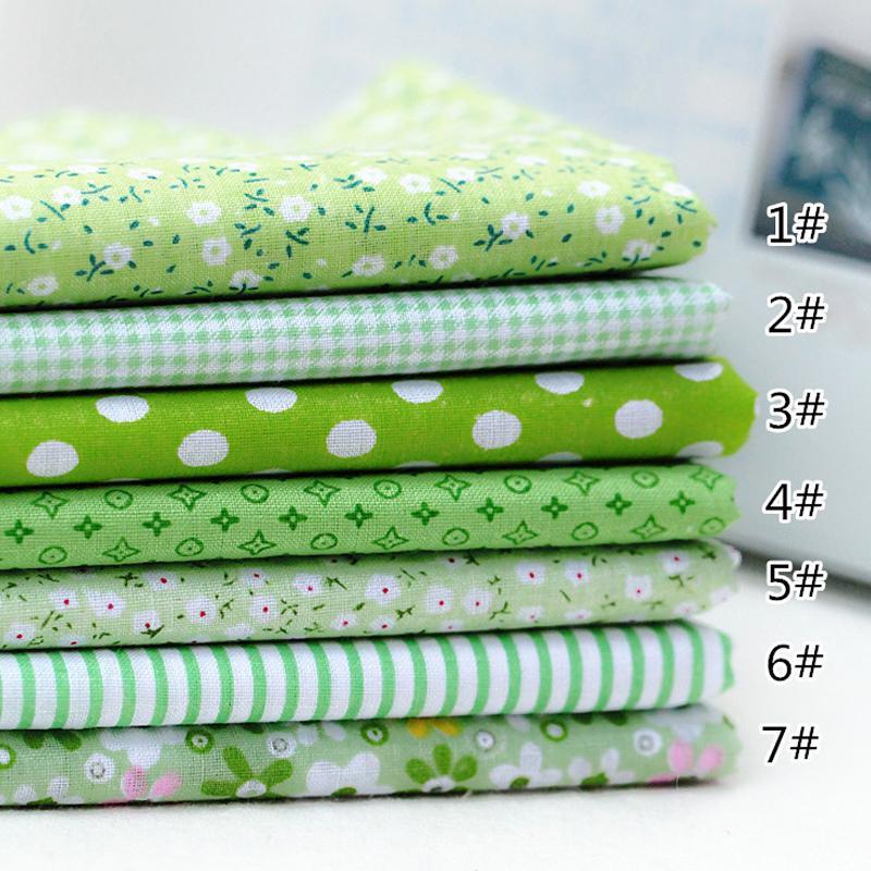 Mezcla de material de tela de algodón 100/% paquete restos offcuts Acolchar Tela del edredón