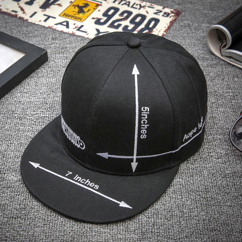 Encontrar mujeres Snapback hombres Hip Hop sombreros borde plano Casual  bordado alfabeto flecha gorra de béisbol - comprar a precios bajos en la  tienda en ... 1dbc27e60402