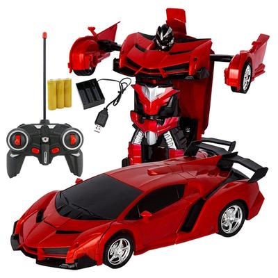 Robot Car Transforming Kids Toy Toddler Auto Robots Cool gift for kids