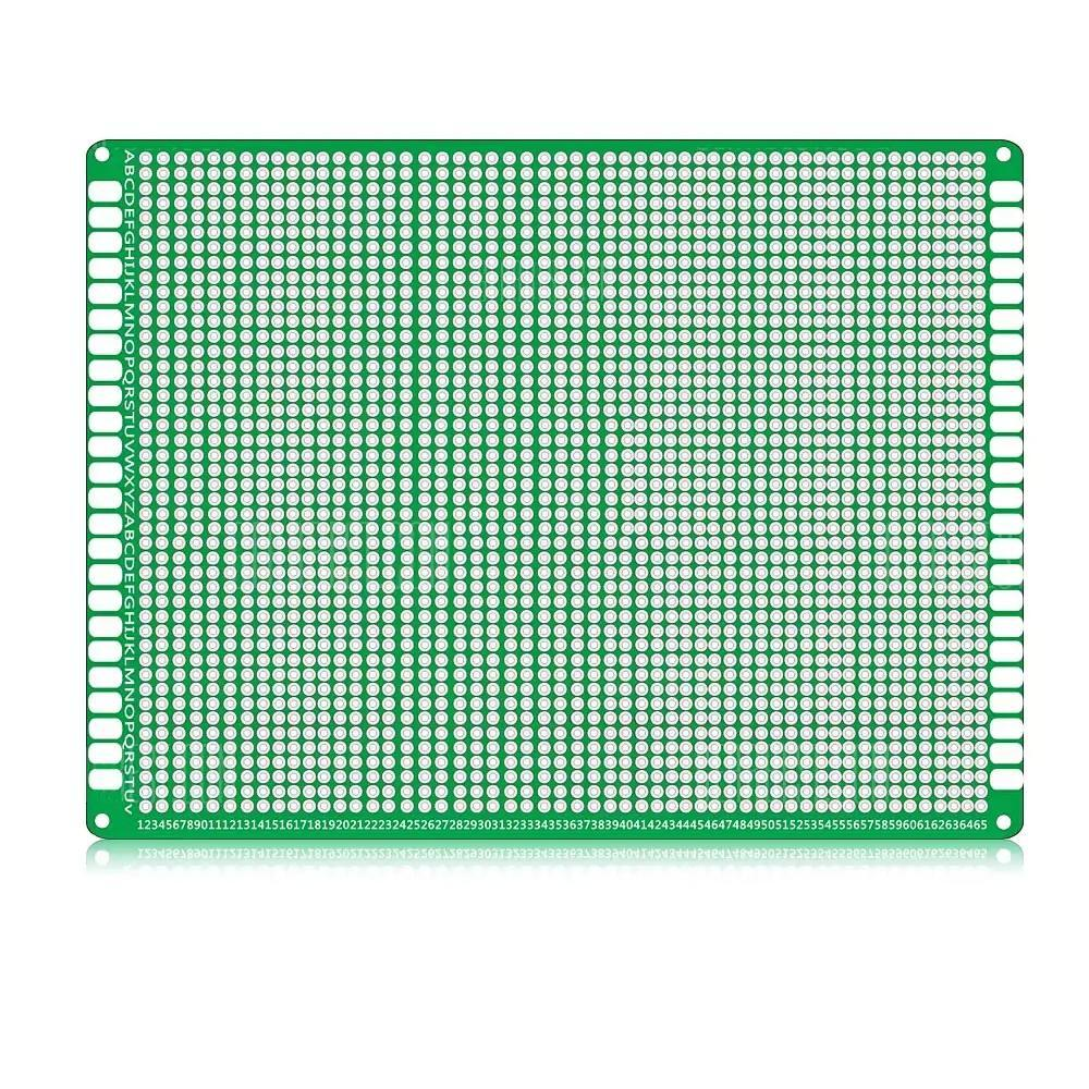 Details About 12 Pcs Kit Prototyping Pcb Printed Circuit Breadboard 2 Landatianrui Ldtr Wg032 D5 Double Sided Glass Fiber 1 Of 3