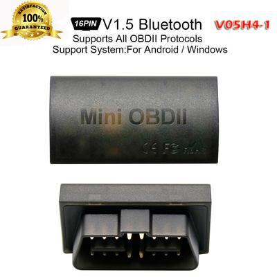 V05H4-1 Mini OBDII OBD2 Scanner Wireless Interface Code Reader Diagnostic  Tool