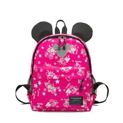kindergarten Backpacks mickey School Backpack Cute Toddler Kids Bag  Children Bags For Teenage Girls e8b926850258c