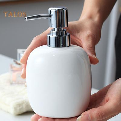 Dispensador De Sabão Prensa De Caracol líquido Garrafa Dispensador de sabão shampoo Banheiro