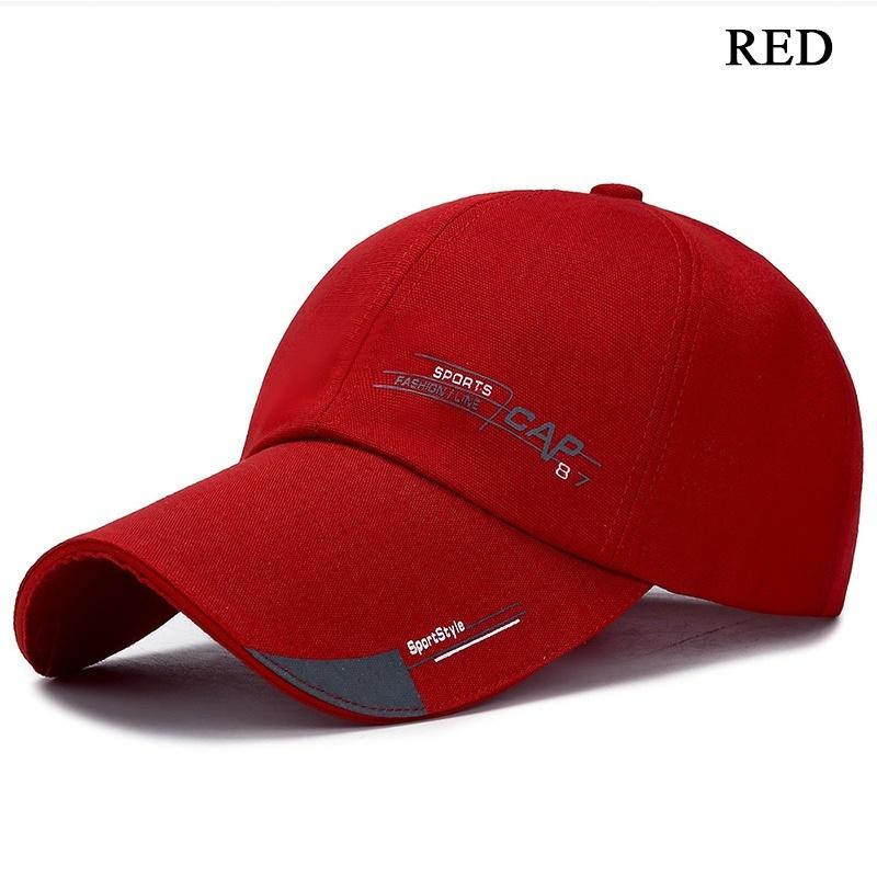 Мода Аксессуары Спорт Хлопок Sunshade Шляпа Unisex Бейсбол кепка – купить по низким ценам в интернет-магазине Joom