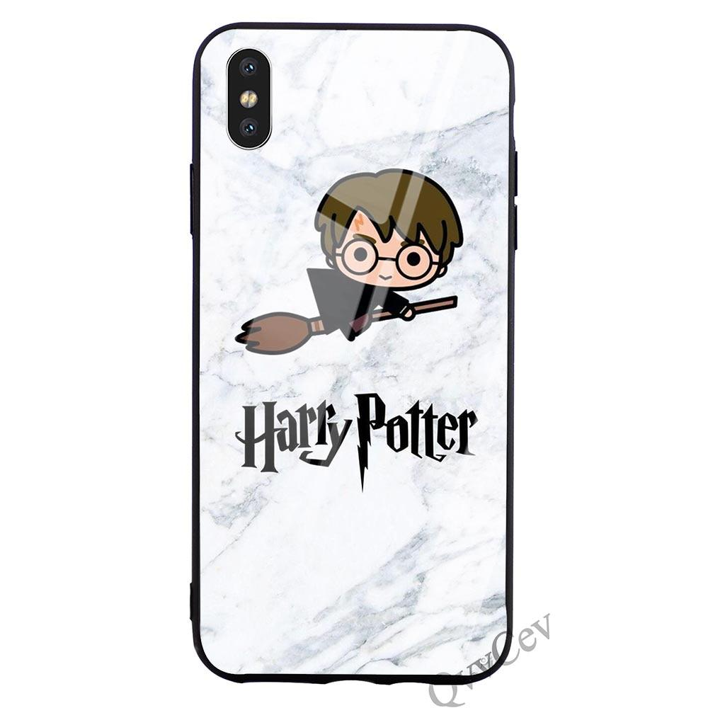 Harry Potter Always Glass Phone Case for Huawei P20 Lite P30 Mate 20 P Smart Honor 7A 9 10 Cover