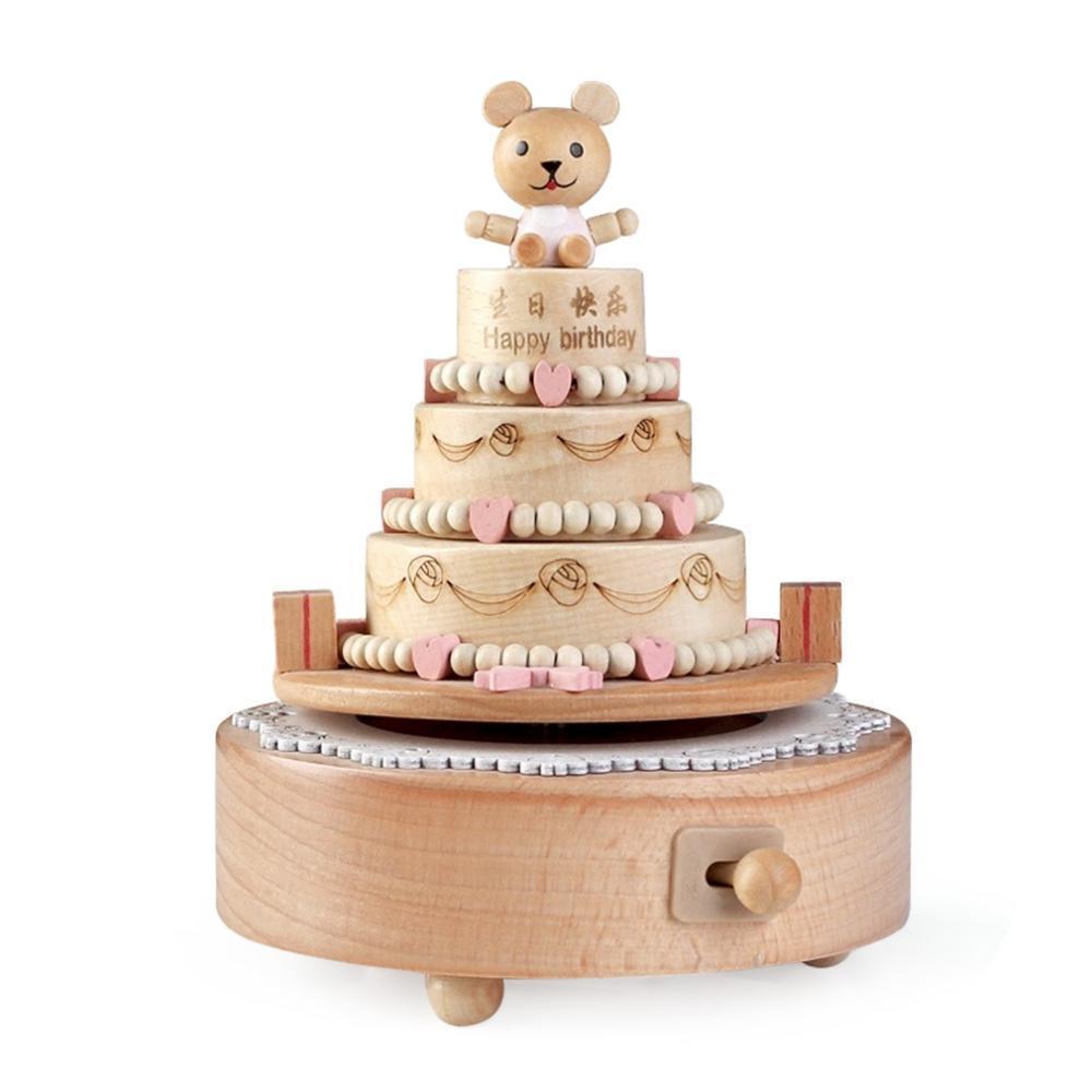Spieldosen Spieldose Tanzen Musikbox Mädchen Kind Geburtstag Geschenk Herz Rosa Spielzeug