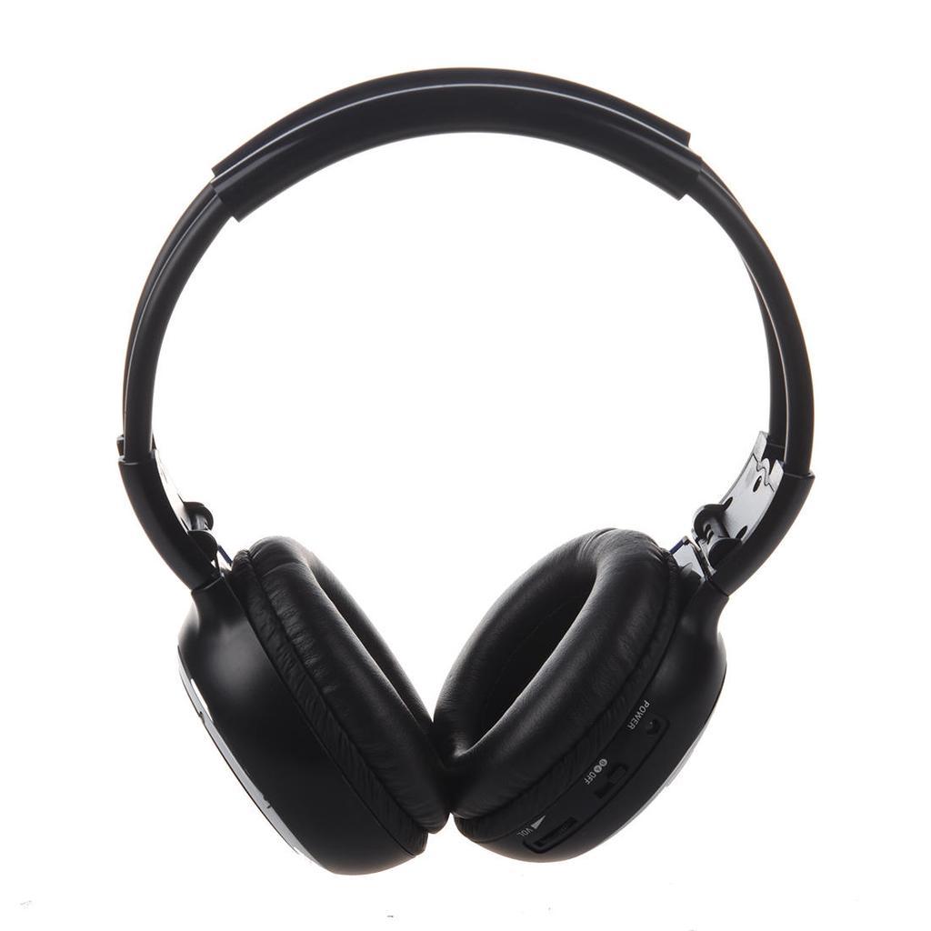 6m IR Infrarot Wireless Dual-Channel-Stereo-Kopfhörer – zu den ...