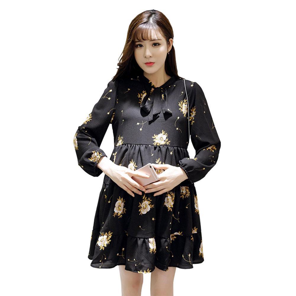 718b691c5 Moda ropa de embarazada mujeres suelta la falda de maternidad de ...