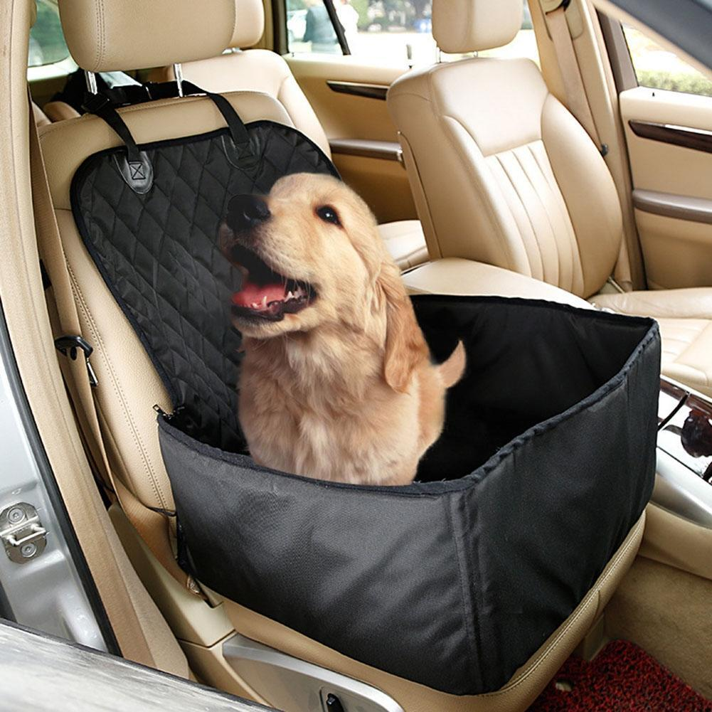 Automobiles & Motorcycles Interior Accessories 1pc Waterproof Pet Dog Car Seat Cover Pad Pet Rear Seat Cushion Mat Blanket Hammock Safe Dog Car Seat Back Foldable Protector A Wide Selection Of Colours And Designs