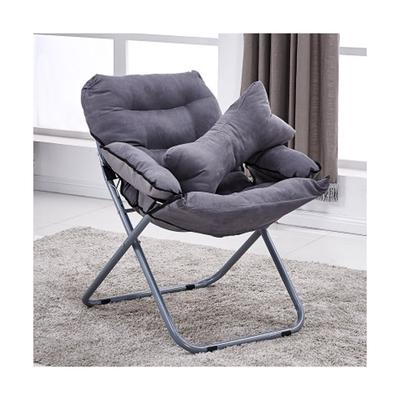 Creative Folding Lazy Sofa Simple Living Room Tatami Armchair With Coffee Footstool Buy At A Low Prices On Joom E Commerce Platform
