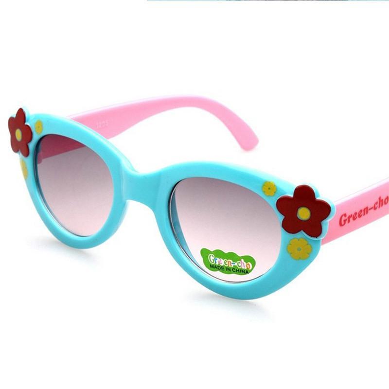 Cute Baby Kids lunettes filles enfants lunettes enfant lunettes de ... 9f708fd98686